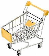F-blue Baby Kids Simulation Mini Shopping Cart