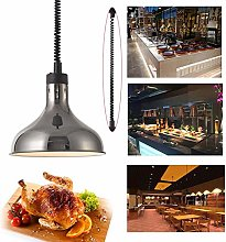 F-DYZS Commercial Food Heat Lamp, 250W Food Warmer