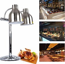 F-DYZS Commercial Food Heat Lamp, 250W Hose Single