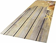 F Fityle Machine Washable Area Rug Runners for