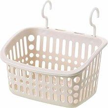 F Fityle Plastic Bathroom Storage Basket