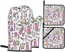 F-shop Teen Girls Decor Collection Spring Princess
