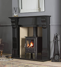 F2 Fires Accona Wood Burning / Multifuel Stove