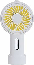 F20 Handheld Travel USB Desk Fan Electric Desktop