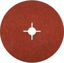 F996 115X22MM Quantum Fibre Disc P60- you get 5 -