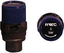 Fabdec - 6 Bar Blue Pressure Relief Expansion