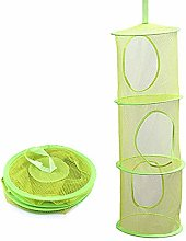 Fablcrew 1 Piece Foldable Mesh Hanging Storage