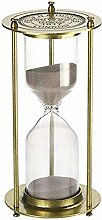 Fablcrew. 60 Minutes Metal Hourglass Timer
