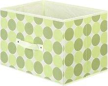 Fabric Bin Rebrilliant Colour: Green