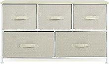 Fabric Chest of Drawers Storage Unit Wardrobe