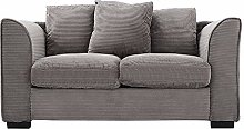 Fabric Cord Corner Sofa,Corner Couch with