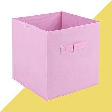 Fabric Cube or Bin Hashtag Home Colour: Light