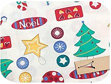 Fabric for Decoration | Christmas Series Bed Sheet
