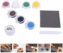 Fabric Upholstery Repair Kit,Professional No Heat