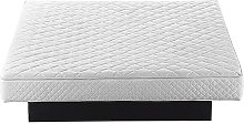 Fabric Waterbed King Mattress 5ft3 Cotton