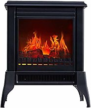 FACAZ Electric fire with surrounding free standing
