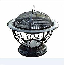 FACAZ POST fireplace room heating - 1000W 2000W