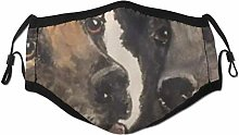 Face Scarf Animal German Shepherd Dogs Balaclava