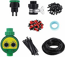 Facibom Irrigation System with Timer, 25M DIY