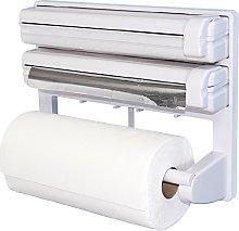 Fackelmann 45310 Triple Roll Dispenser for Cling