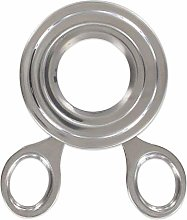 Fackelmann 682404 Egg Cutter Stainless Steel