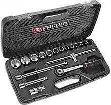 Multi Facom 1//r.420amu 6-Point Socket Set 4