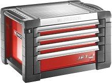 Facom JET.C4M33 Tool Chest 4 Drawer Red