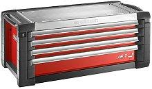 Facom JET.C4M5 Roller Cabinet 4 Drawer Red