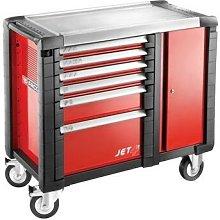 Facom JET.T6M3 Mobile Work Bench 6 Drawer Red