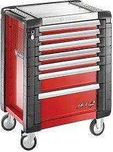 Facom JET.T7M3 Mobile Work Bench 7 Drawer Red