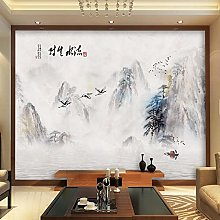 Factory direct sale 3d TV background wall painting