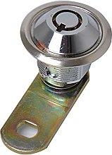 Faderr Tubular Cam Lock, Zinc Alloy Drawer Tubular