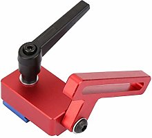 Fafeicy 30 Type Miter Track Stop, Aluminium Alloy