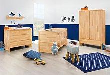 Fagus 3 Piece Nursery Furniture Set Pinolino