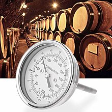 Fahrenheit Stainless Steel Home Brew Thermometer