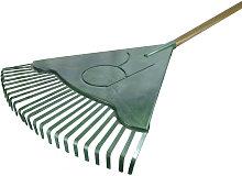 FAICOULRP Countryman Leaf Rake Plastic Head -