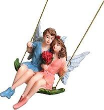 Fairy Garden Accessory Hanging Statue, Miniature