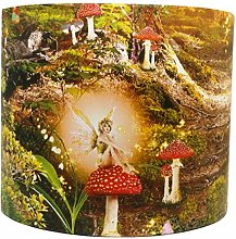 Fairy Lampshade for A Ceiling Light Shade Woodland