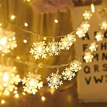 Fairy Lights, 100 LED BatteryPowered String