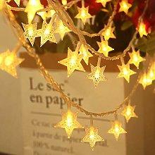 Fairy Lights, 20ft 40 LED BatteryPowered String