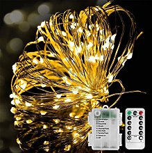 Fairy Lights, Annefly 10M Battery Operated