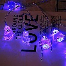 Fairy Lights Battery Powered 1.65M Penguin Animal