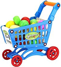 Fairylove Shopping Cart Toys Fruit Vegetable