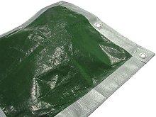 FAITARP1818H Tarpaulin Green / Silver Heavy-Duty