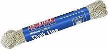 Faithfull 303 (Box12)Medium Cotton Chalk Line 18M