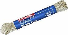Faithfull 304 (Box12)Thick Cotton Chalk Line 18M