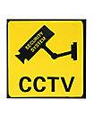 FAKE DUMMY CCTV SECURITY CAMERA STICKERS