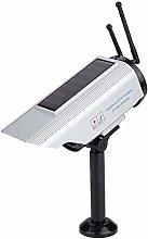 Fake Solar Powered Security CCD, Simulation Camera