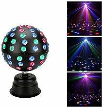 Faker No.1 WTD! 18 LEDs Rotate Disco Lights