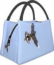 Falcon Lunch Bag Insulated Lunch Tote Cooler Bag